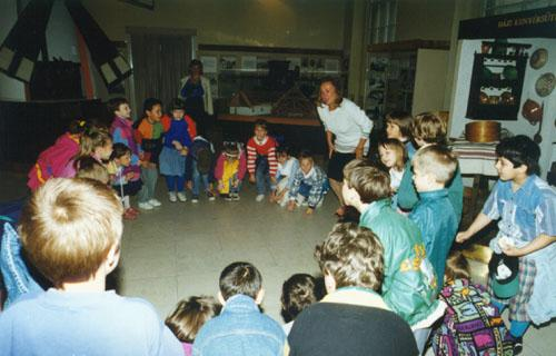 Museum pedagogical activity