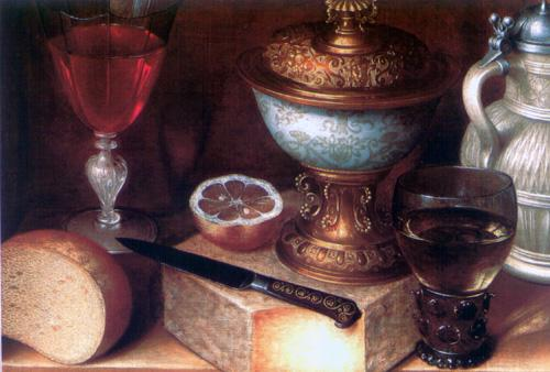 Georg Flegel (1566-1638): Csendélet