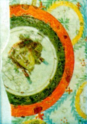 Római kori freskó