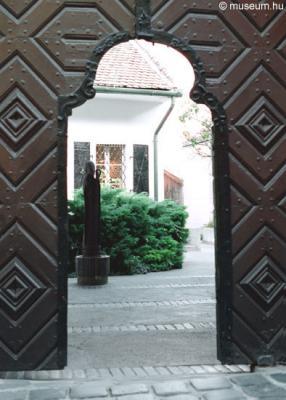 © Kovács Margit Kerámiakiállítás<br>A múzeum bejárata