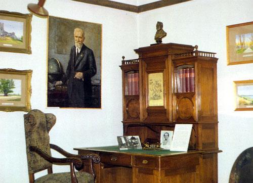 A Cholnoky-szoba