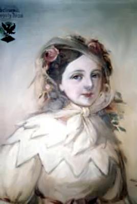 Szegedy Róza arcképe