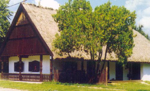 A Néprajzi Műhely épülete