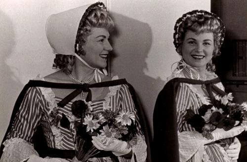 Komlóssy Teri a Krisztina kisasszony című operett címszerepében