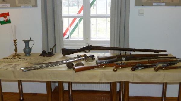 Az 1848-49-es szabadságharc eseményei Tiszafüreden