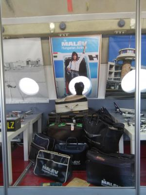 Ismét látogatható a Tomory Lajos Múzeum repüléstörténeti kiállítása az Aeroparkban 2