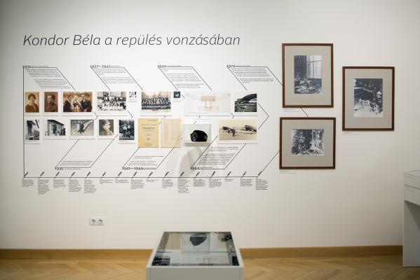 Kondor Béla kiállítás