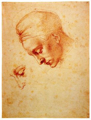 Michelangelo Buonarroti, 1529-1530 körüli alkotás