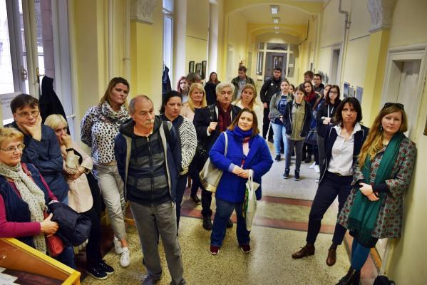 A Bölcsészfeszt kiemelt vendége volt Tornyai-múzeum
