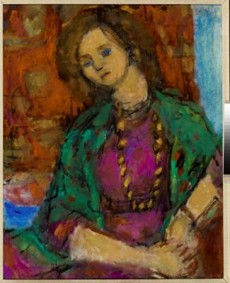 Czóbel Béla: Mimi, 1971