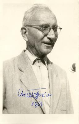 Dr. Arató Jenő (1891-1979)