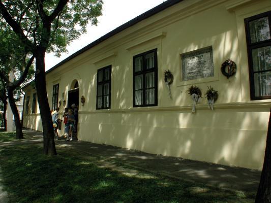Az Erkel Ferenc Emlékház Gyulán