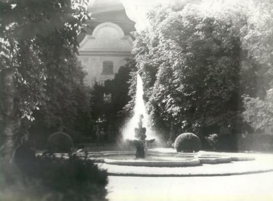 A Hatvany-kastély parkja