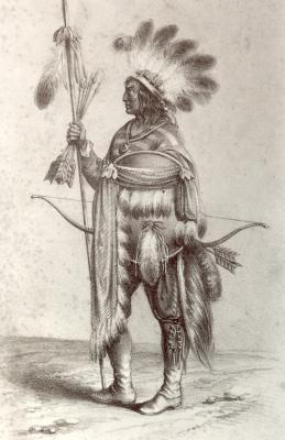 Indián harcos