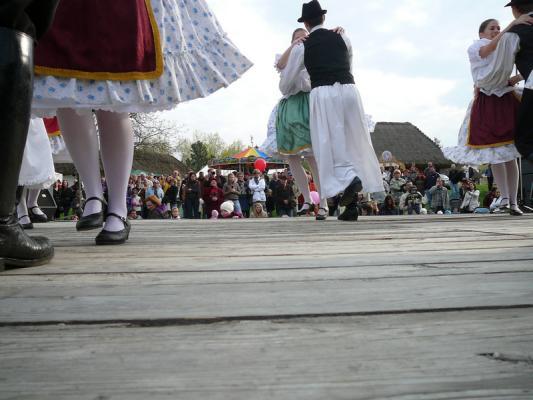 Szent Márton-napi Országos Nagyvásár a Vasi Skanzenben