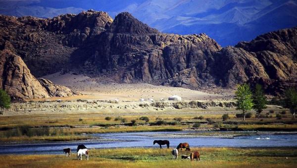 Mongólia és a Bajkál-tó
