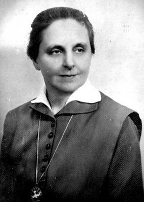Slachta Margit képviselőnő, a vészkorszak embermentője (Forrás: wikipedia)
