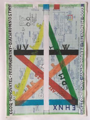 Stano Filko: Textart,1998-2000