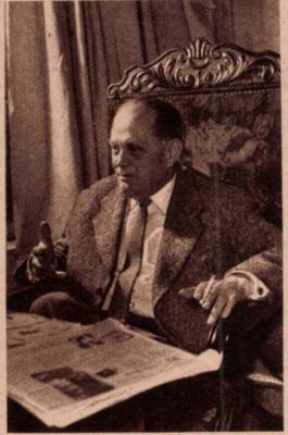 Strohmayer 1961-ben, Ország Világ