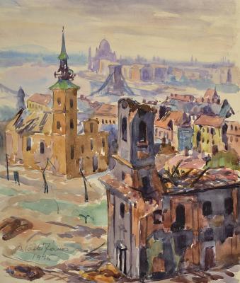 Szerb székesegyház a Tabánban - Az eltűnt Rácváros emlékezete