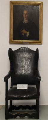 Tessedik Sámuel széke