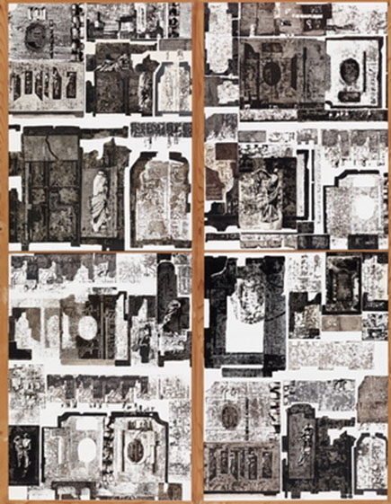 Ország Lili (1926-1978): Múltba nyíló kapuk, 1972
