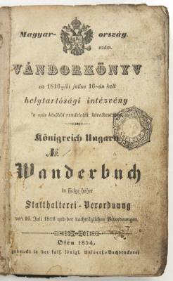 Vándorkönyv